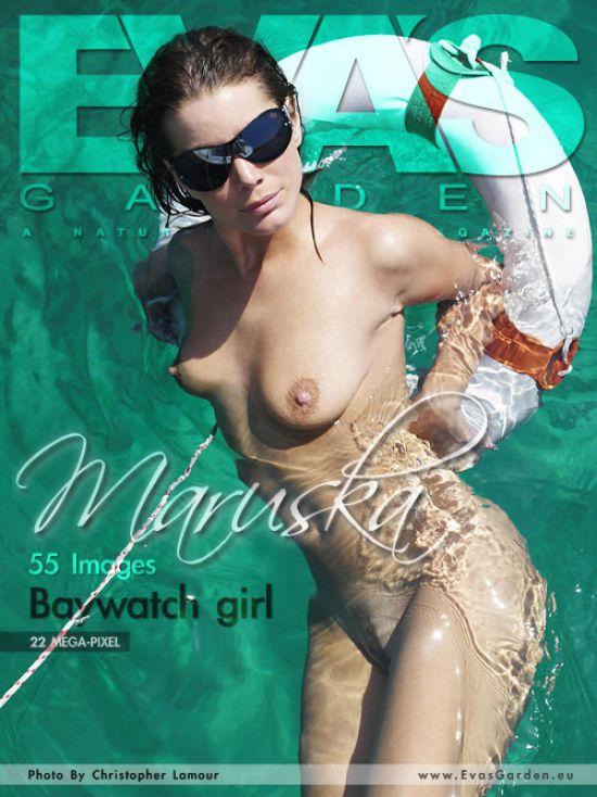 Maruska - Baywatch Girl (x55)