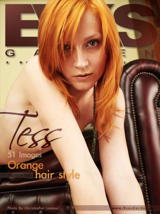 Tess - Orange Hair Style (x51)