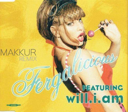 Fergie feat. Will.I.Am - Fergalicious (Makkur Remix) [2019]