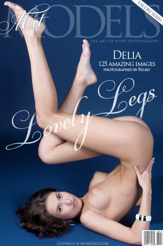 Delia - Lovely Legs (x125)