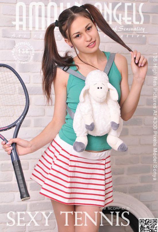 Sonya - Sexy Tennis (x136)