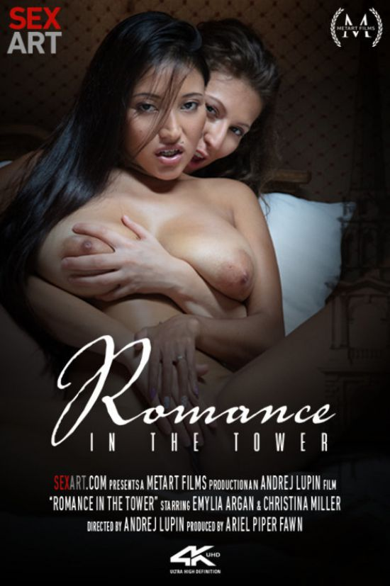 Cristina Miller Emylia Argan - Romance In The Tower (2019-05-17)