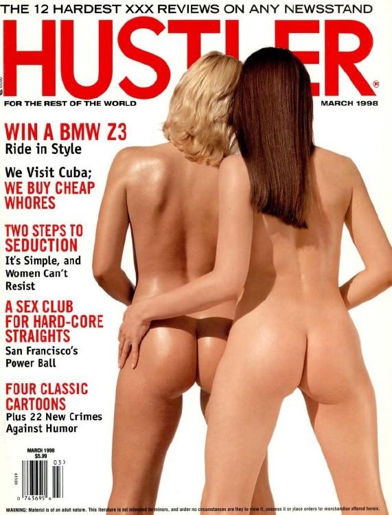 Hustler USA - March 1998