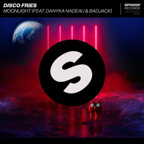 Disco Fries, Danyka Nadeau, Badjack - Moonlight [2019]