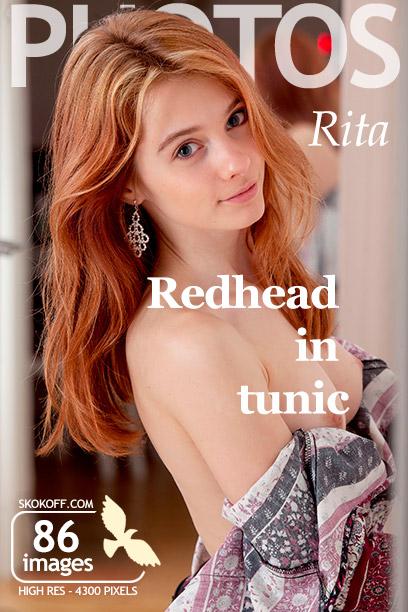 Rita - Redhead In Tunic - x86 - 3500px - Apr 1, 2019