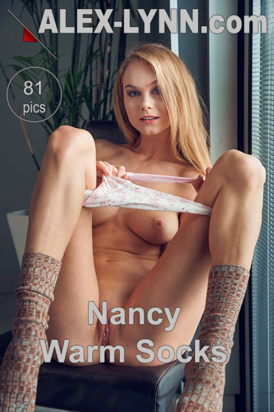 Nancy  Warm Socks