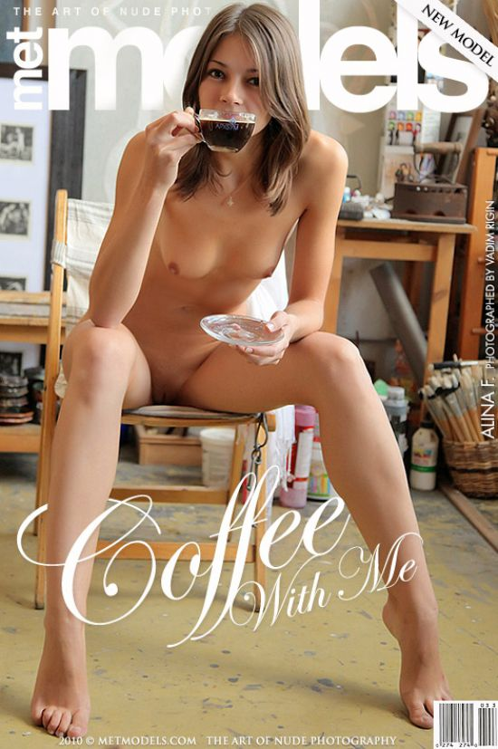 Alina F - Coffee With Me (x180)