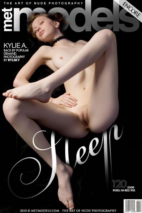 Kylie A - Sleep (x135)