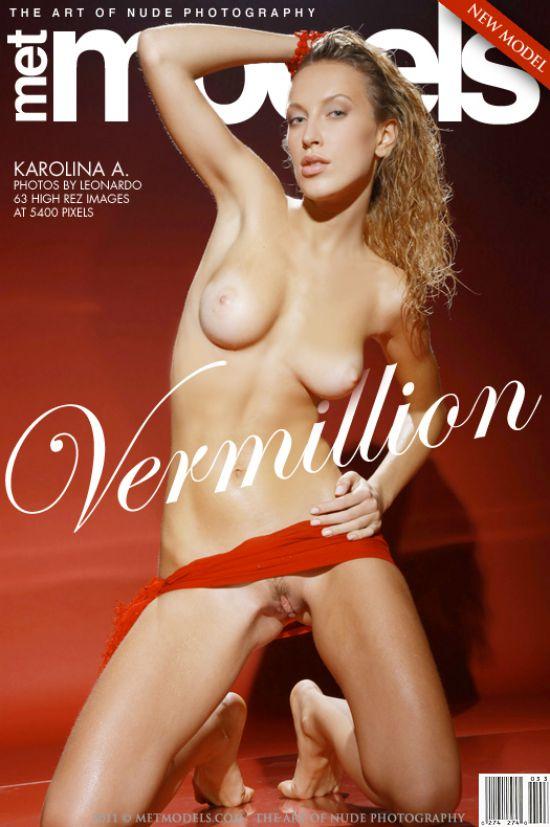 Karolina A - Vermillion (x63)