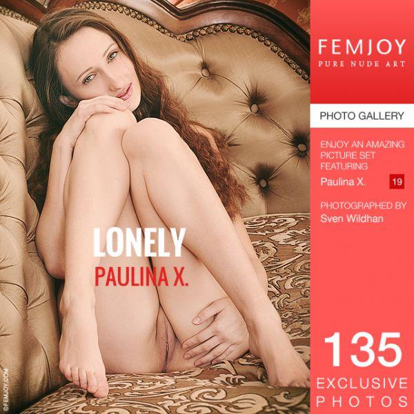 Paulina X - Lonely (x135)