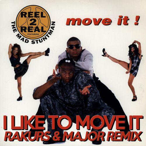 Real 2 Real - I Like To Move It (Rakurs & Major Remix) [2019]