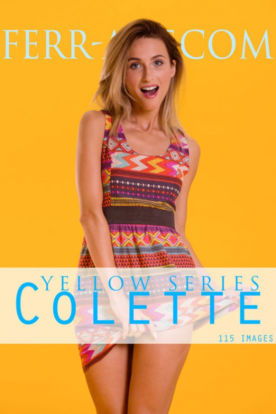 Colette - Yellow (x115)