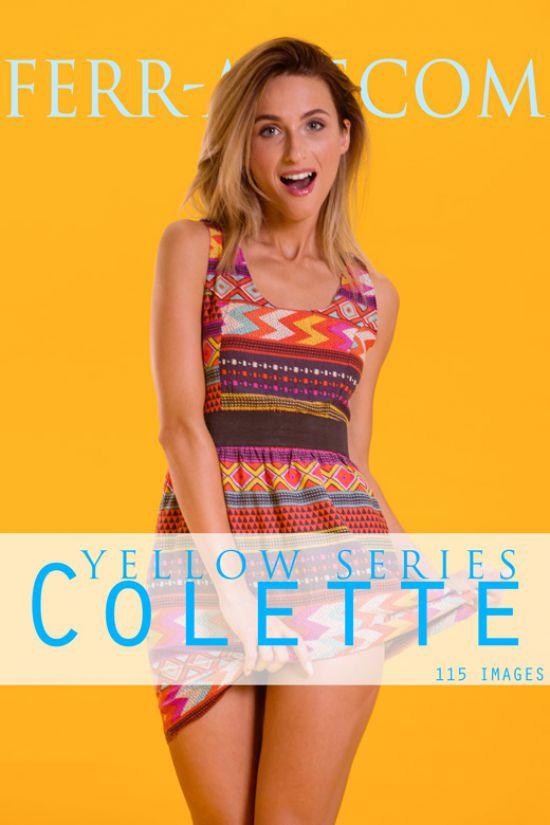 Colette - Yellow (x115)
