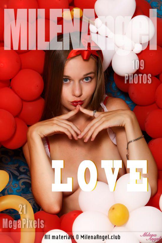Milena - Love (x110)