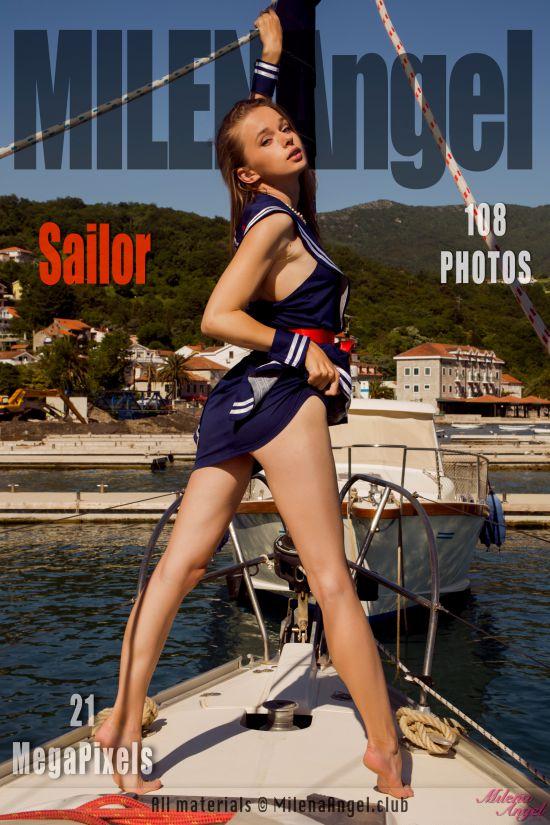 Milena - Sailor (x108) 3648x5472