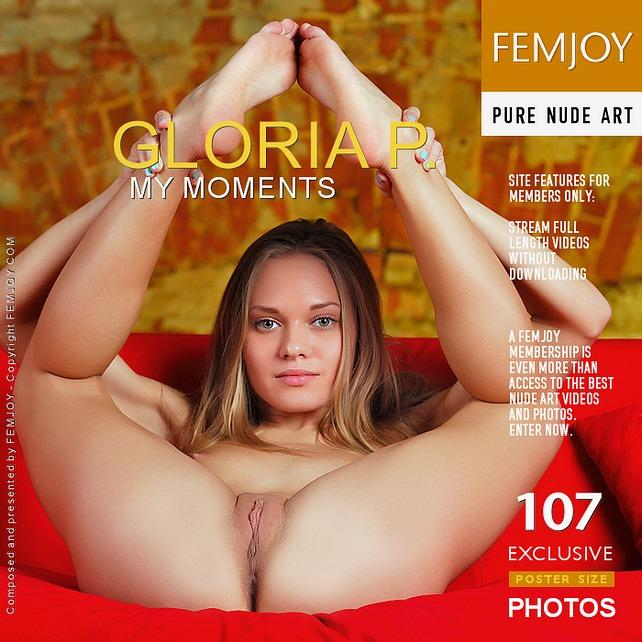 Gloria P - My Moments (2011-12-18)