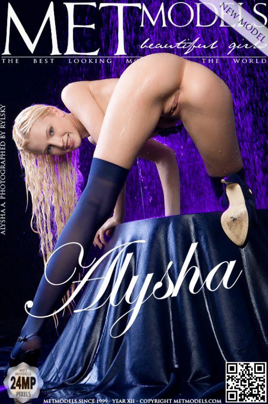 Alysha A - Presenting (x130)