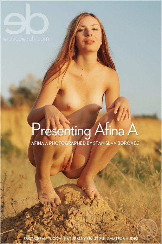 Afina A - Presenting Afina A  (23 Jun, 2019)