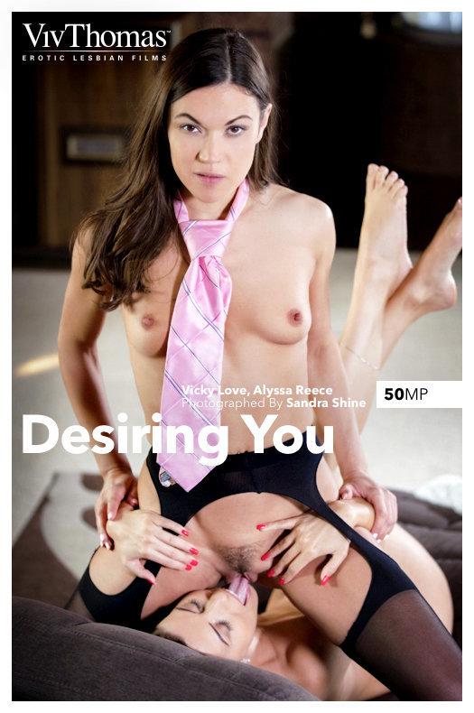 Alyssa Reece & Vicky Love - Desiring You (24-06-2019)