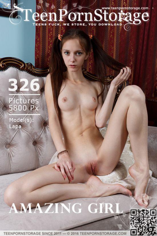 Lapa - Amazing girl (x326)