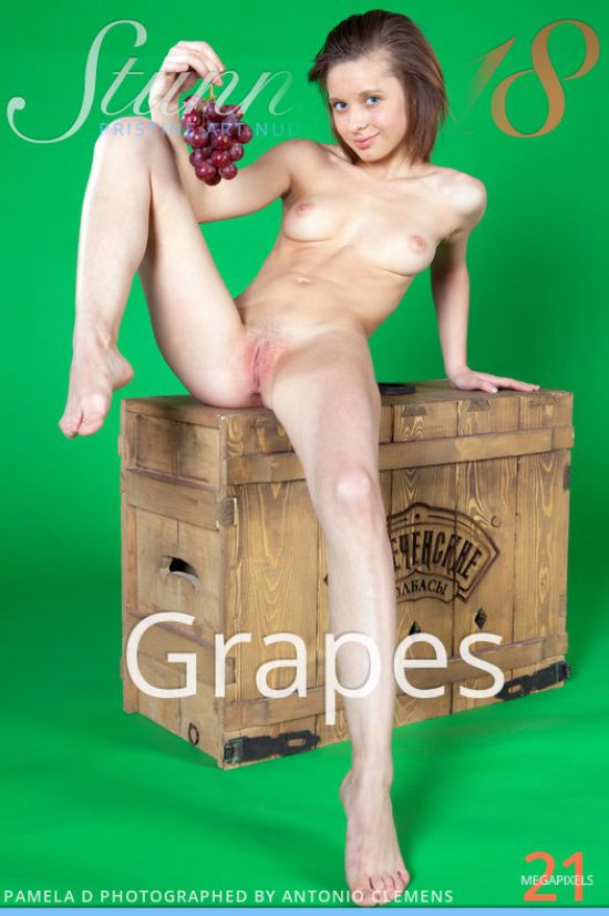 Pamela D Grapes [x99]