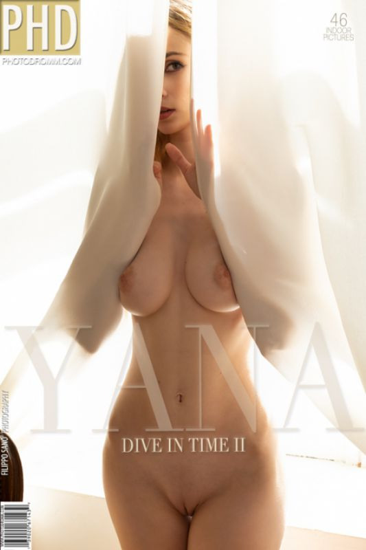 Yana - Dive In Time 2 - 46 pictures - 3000px (8 Jul, 2019)