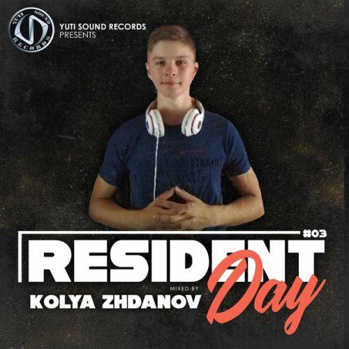 Kolya Zhdanov - Resident Day Mix [2019]