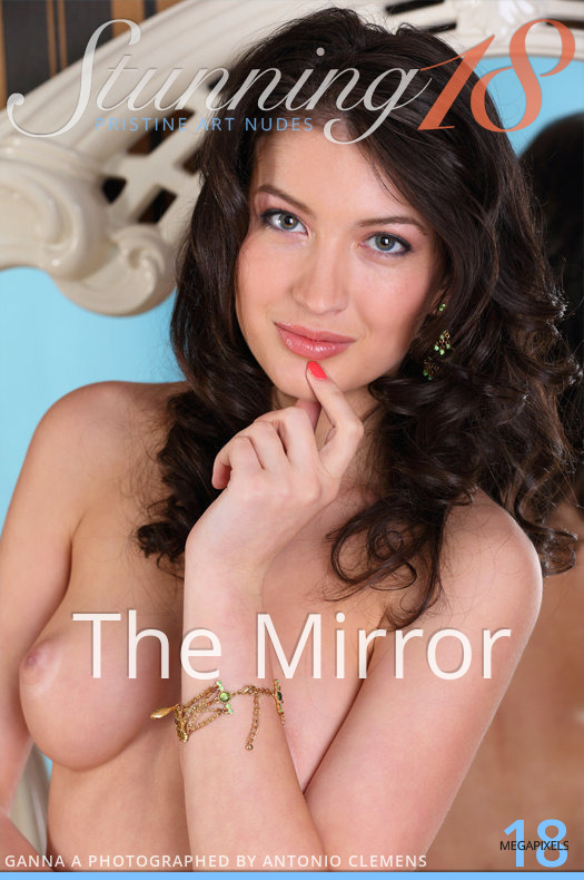 Ganna A - The Mirror - 5184px - 128 pic