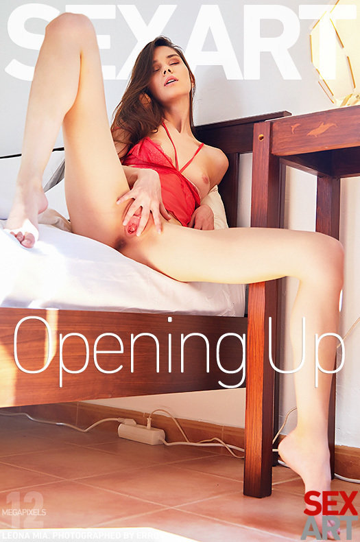 Leona Mia - Opening Up - 136 pictures - 4368px (13 Jul, 2019)