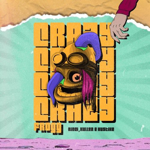 Ricci, Kuller & Hustike - Crazy Frogg (Original Mix) [2019]
