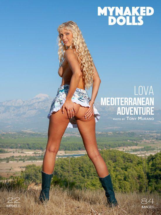 Lova - Mediterranean adventure  (2019-07-13)