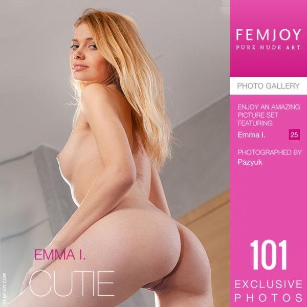 Emma I - Cutie (2019-07-17)