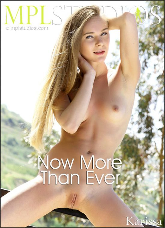 Karissa - Now More Than Ever (x78)