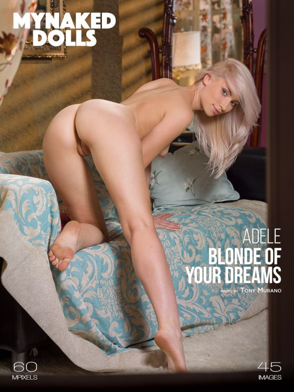 Adele - Blonde Of Your Dreams - 45 pics - 8964px - Jul 16, 2019