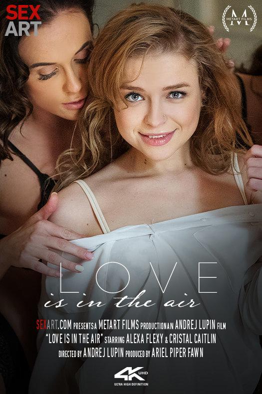 Cristal Caitlin & Alexa Flexy - Love Is In The Air (2019-07-19)