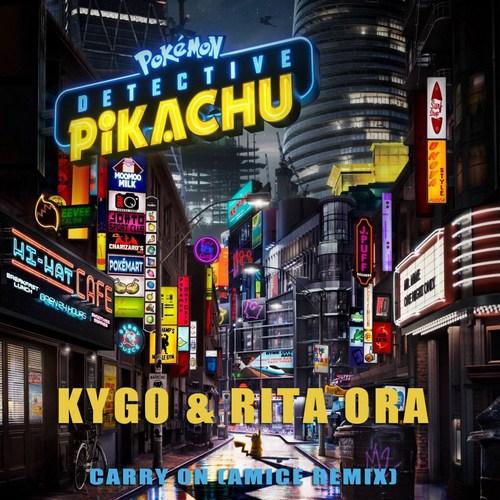 Kygo & Rita Ora - Carry On (Amice Remix) mp3