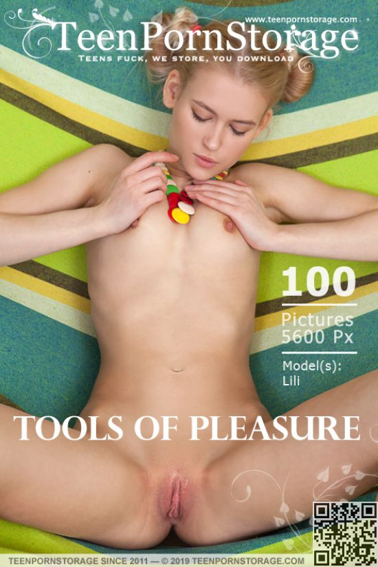 Lili - Tools Of Pleasure (2019-07-22)