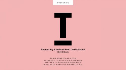 Sharam Jey, Andruss, Dewitt Sound - Right Back (Extended Mix) [2019]