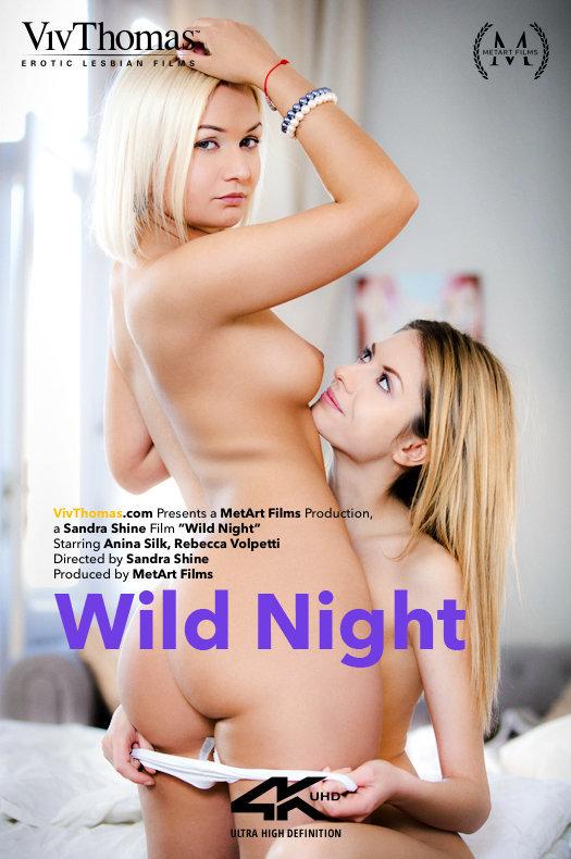 Anina Silk & Rebecca Volpetti - Wild Night 2019-08-01