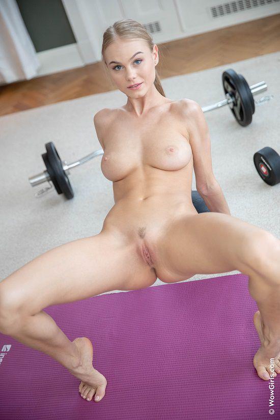 Nancy A - Morning Workout (2019-08-03)