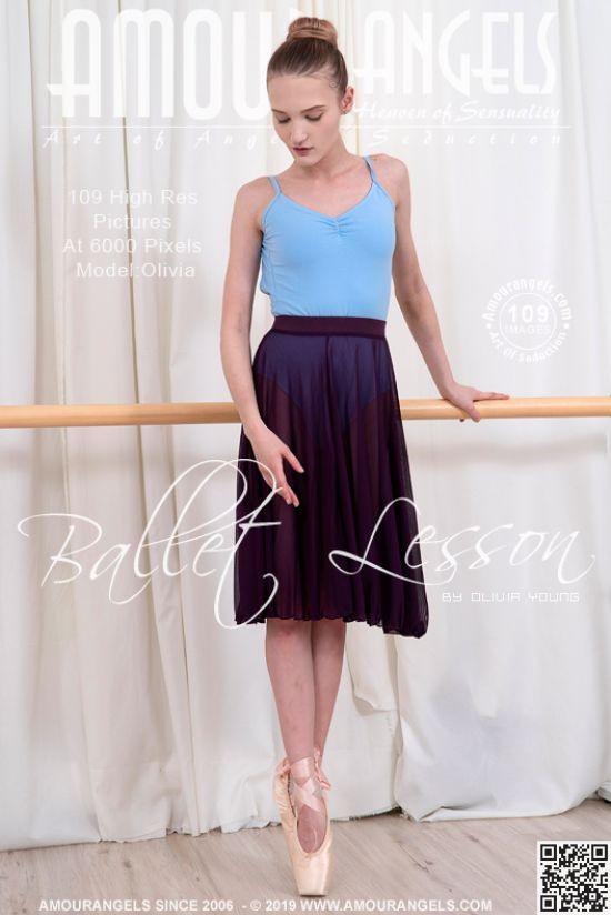 Olivia – Ballet Lesson (2019-07-15)
