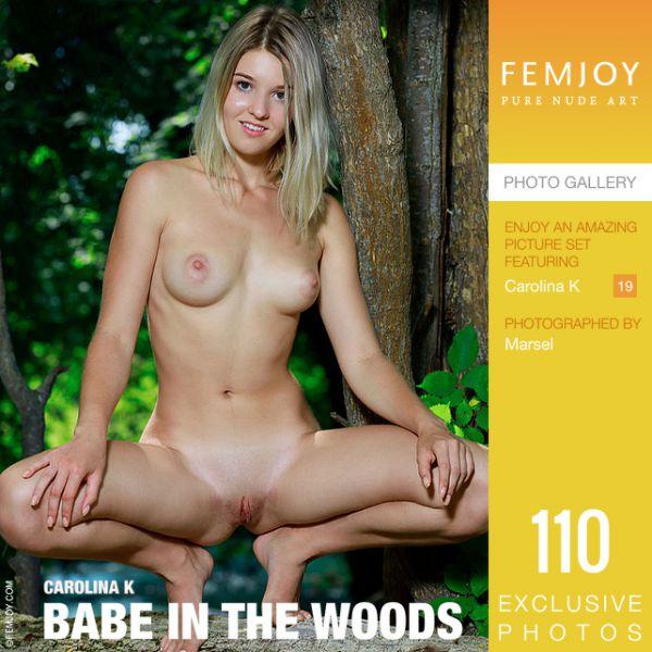 Carolina K - Babe In The Woods (2019-08-09)