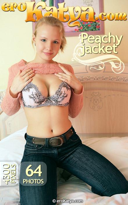 Katya - Peachy Jacket x64 - 4368px