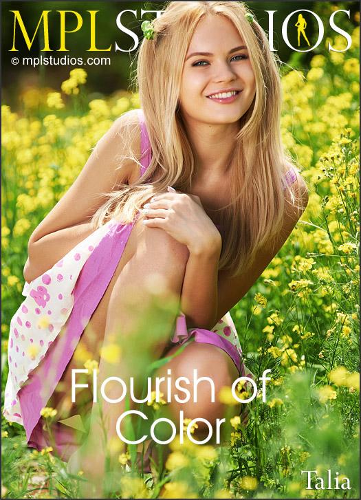 Talia - Flourish Of Color - 80 pictures - 3000px (3 Aug, 2012)