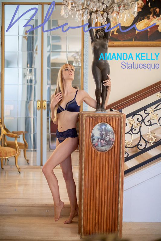 Amanda Kelly - Statuesque x51 6720px (08-13-2019)