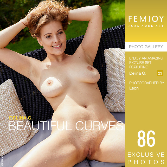 Delina G. - Beautiful Curves - x86 - 5000px (14 Aug, 2019)