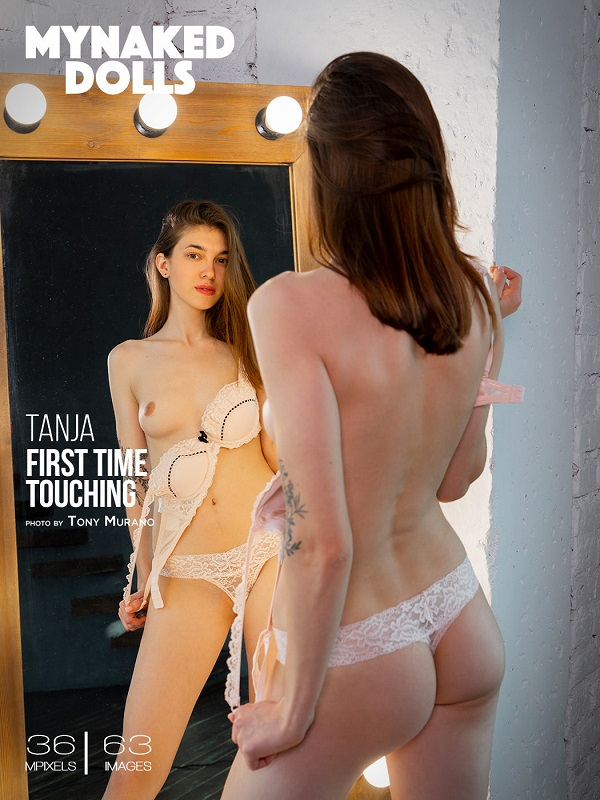 Tanja - First Time Touching x63 - 7360px (Aug 20, 2019)