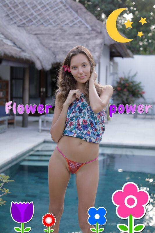 Katya Clover - Flower Power - x108 - 6720px (27 Aug, 2019)