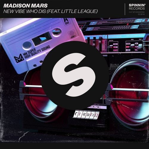 Madison Mars feat. Little League - New Vibe Who Dis (Extended Mix) [2019]