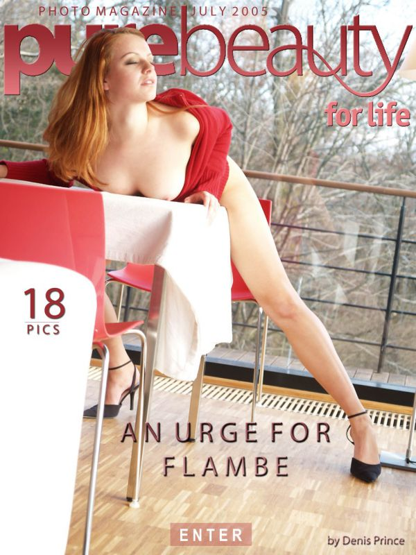 Sarka - An urge for flambe - (x18)